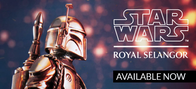 Royal Selangor Star Wars Collection