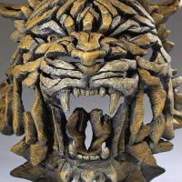 Tiger Bust
